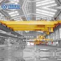 China Automatic Warehouse Overhead Crane , Double Beam Monorail Overhead Crane on sale