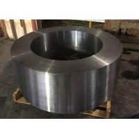 Wholesale 42CrMo4 Alloy Steel Forged Roll Sleeve Rough Machining Forging Hardness from china suppliers