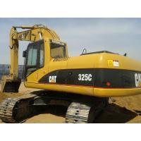 Wholesale 93% UC Used Cat Excavator 325C , Used Excavating Equipment With 1.3cbm Bucket from china suppliers
