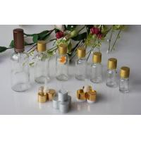 Wholesale White Transparent Essential Oil Glass Bottles With Cap And Dropper from china suppliers