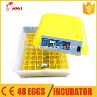 Best selling products fully automatic egg incubator for sale 48 eggs YZ8-48