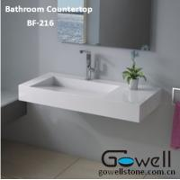 Wholesale Designer bathroom sinks from china suppliers