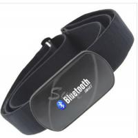 China Soft Chest Belt Real Time Bluetooth Heart Rate Monitor Polar For Running And Cycling on sale