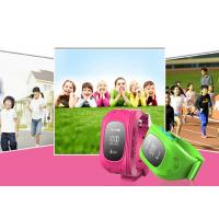 Wholesale SOS Call Kids Dual Positioning GPS Tracker Watch Remote Monitoring from china suppliers