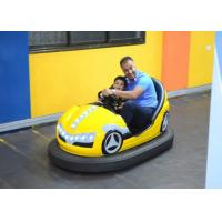 Wholesale Double Seats Indoor Kids Dodgem Cars Built In MP3 Music Box Control from china suppliers
