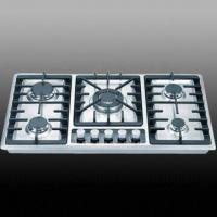 China Stainless Steel Built-in Gas Cooker Hob with Ionic Flameout Protection Device, Easy to Operate on sale