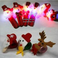 Wholesale Xmas gift Christmas slap wristband as a Christmas gift from china suppliers