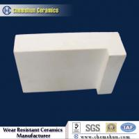 China Engineered Wear-Resistant Ceramic Tiles for Equipment Protection on sale