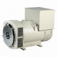 China 30kW/37.5kVA Brushless Alternator w/ 1,500/1,800rpm Rated Speed, 50/60Hz Frequency and 0.8 Factor on sale
