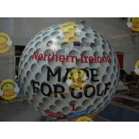 Wholesale Customized Helium Inflatable Golf Ball Round 2.5m Reusable ASTM from china suppliers