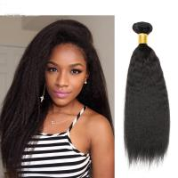 Wholesale 10-30 Inch Deep Wave Human Hair Weave , 9A Grade Deep Body Wave Peruvian Hair from china suppliers