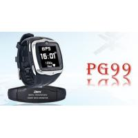China Touch Screen GPS Heart Rate Monitor Watches / Portable GPS Wrist Watch Tracker on sale