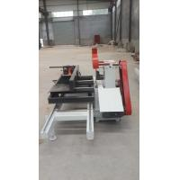 Woodworking Sliding Table Saw Double Blade Plank Making Circular Sawmill For Sale 105464184