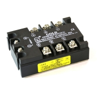 Wholesale High Current 480VAC 3 Phase SSR Relay 50 Amp from china suppliers