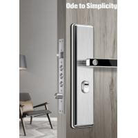 Wholesale Anti Theft Semiconductor Fingerprint Door Lock Stainless Steel Material Made from china suppliers