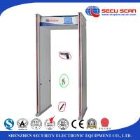 Buy cheap Walk Through Metal Detector for government building security product