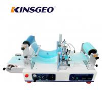 China 1 phase, AC 220V Benchtop Lab Coating Machine With PT-100 High Precision PID Temperature Control Mode on sale