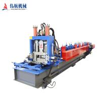 Full Auto C/Z Purline/Channel Steel Roofing Roll Forming Machine for sale