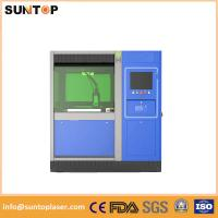 500W Small size fiber laser cutting machine for stailess steel and brass cutting