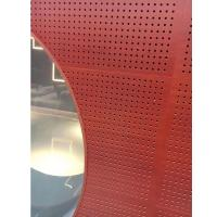 Wholesale Cinema Perforated Wood Acoustic Panels Carved Pattern Sound Absorption from china suppliers
