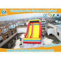 Buy cheap inflatable sliding water commercial inflatable water slide