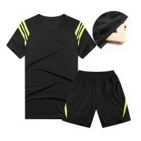 Wholesale Custom Print Plain Blank Sublimation Running Wear / 100% Polyester Sport Gym Run Suit For Men And Women from china suppliers