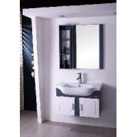 Wholesale Bathroom Cabinet / PVC Bathroom Cabinet (W-075) from china suppliers