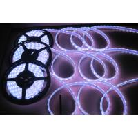 Buy cheap Green / Red SMD 3528 4.8W LED Flexible Strip Light 24Volt 60PCS / M from wholesalers
