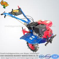 China Gasoline Mini power tiller on sale