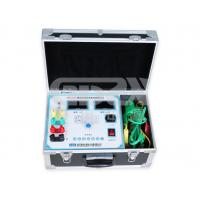 Wholesale 30A DC Grounding Lines Group Earth Resistance Insulation Tester /Measuring range: 0~200mΩ from china suppliers