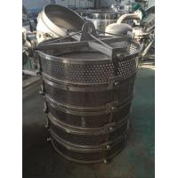 Wholesale Load Container Stainless Steel Sterilization Bucket For Vertical Sterilization Autoclave from china suppliers