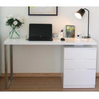 Computer Desk With Drawers Contemporary Home Office Furniture product