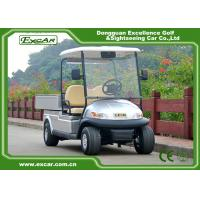 Wholesale 48V Trojan battery Hotel Buggy Car with 2 Seats Aluminum Chassis from china suppliers