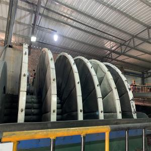 Wholesale Continuous Filtration Rotary Drum Vacuum Filter Mining Chemical Sludge Dewatering from china suppliers