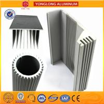 Sound Insulation Aluminum Heatsink Extrusion Profiles Better Stiffness
