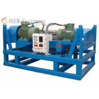 Wholesale Decanter Centrifuge Drilling Fluid Solids Control Service from china suppliers
