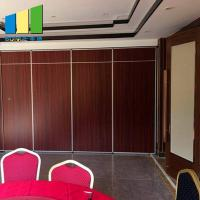 Wholesale Thailand Sliding Movable Folding Conference Center Acoustic Room Dividers from china suppliers