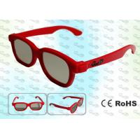 Wholesale IMAX Cinema Linear polarized 3D glasses LP180GTS01  from china suppliers