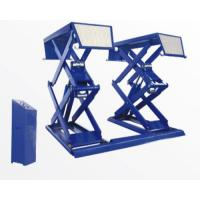 Wholesale 3.5t Hydraulic Auto Scissor Lift (SL3.5) from china suppliers