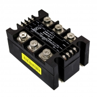 Wholesale Zero Switching 24v 3 Phase SSR Relay 25 Amp from china suppliers