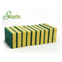 Wholesale Non Scratch Cellulose Kitchen Sponge For Household Cleaning Eco Friendly Anti Microbial from china suppliers