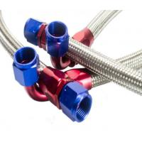 Wholesale Competitive Price Size AN-4 Automotive Transmission Oil Cooler Hose from china suppliers