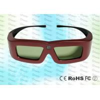 Wholesale Universal Plastic DLP Link Active Shutter Projector 3D Glasses from china suppliers