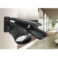 China Wall Mounted Telescope Outdoor Wireless Motion Sensor Light Pure White on sale