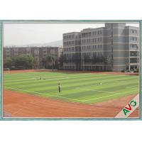 Excellent Anti - Wear Performance Football Synthetic Grass Mixing Double Green