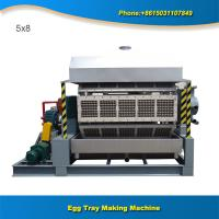 Wholesale Full automatic paper pulp moulding machine for egg tray from china suppliers