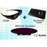 Wholesale Model GM200 OEM 3D Cinema Equipment Emitter and IR 3D Glasses for 40~150 Seat Cinema from china suppliers