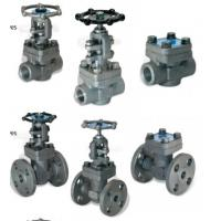 Wholesale API 602 forged steel valve globe valve stainless steel f304 f316  150LB  300lb integral flange RF from china suppliers