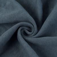 Wholesale Double-Sided Stiff Cotton Polyester Knit Fabric Linen Look Fabric from china suppliers