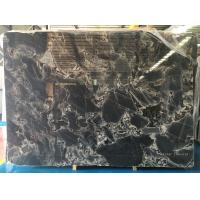 Wholesale Decorative Milky Black Marble Slabs & Tiles from china suppliers